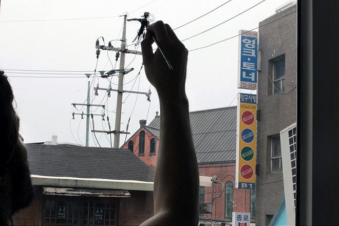 Pejac - Seoul