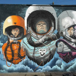 Soap, Krishna Malla – Space Cowboys Mural