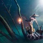 Benjamin Von Wong – Underwater River