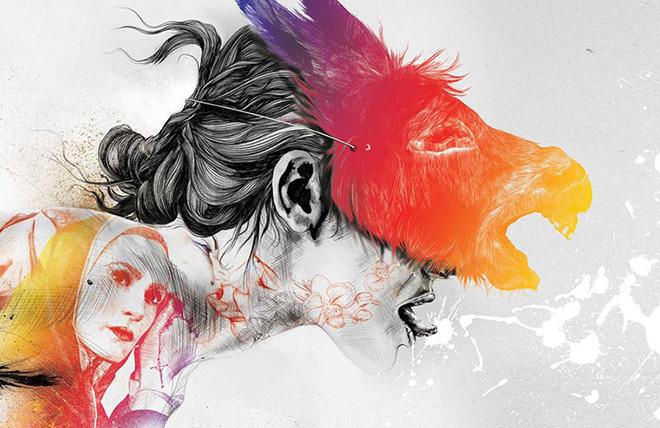 Gabriel Moreno – Scosse di colore