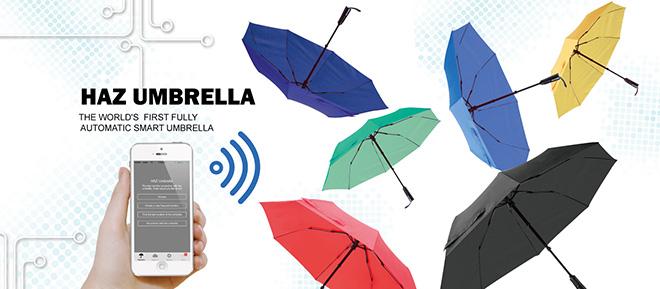 HAZ Umbrella – Smart Umbrella