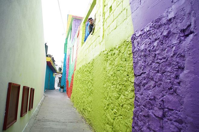Germen Crew - La street art invade Palmitas