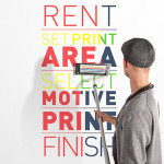 Benjamin Loinger – Printtex Mobile Wall Printer