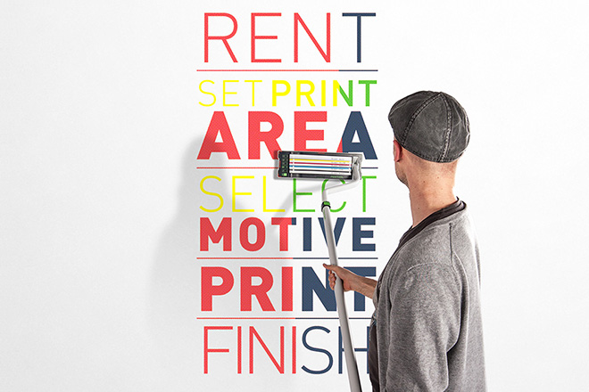 Benjamin Loinger – Printtex Mobile Wall Printer