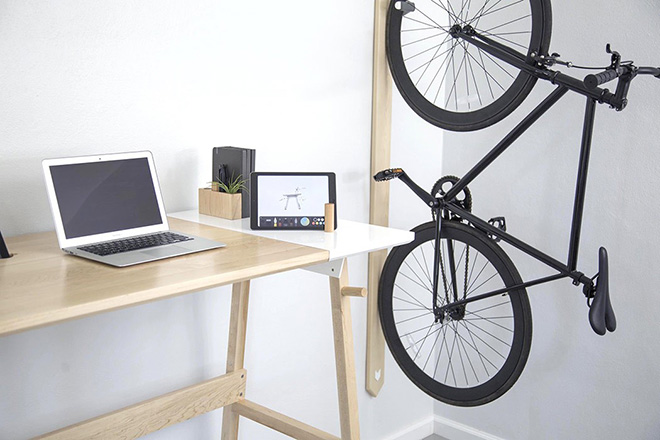 Artifox - Vertical bike rack