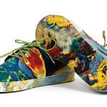 Everything is rubbish – Le scarpe dagli scarti