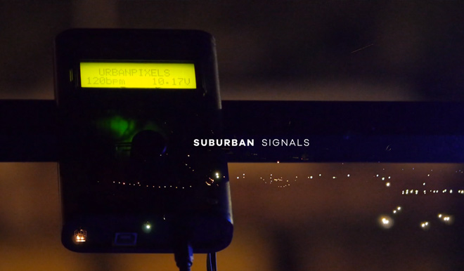 Suburban Signals – L'incontro tra Street Art e tecnologia