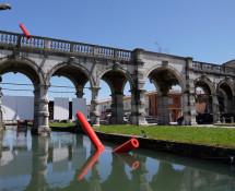 Alberto Timossi - Parti del discorso 4/15, Biennale di Piazzola sul Brenta, 2015