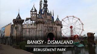 Banksy - Dismaland, Bemusement Park