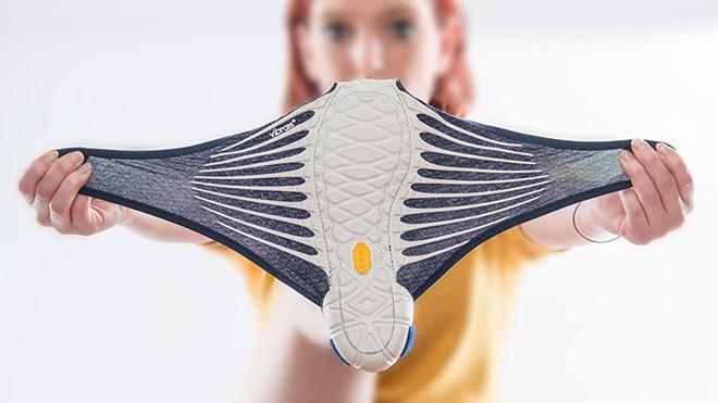 Vibram® – La tecnica giapponese del Furoshiki applicata alle scarpe