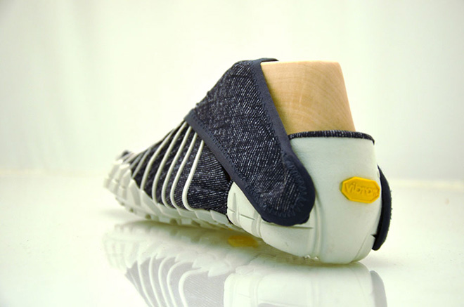 Vibram - La tecnica giapponese del Furoshiki applicata alle scarpe