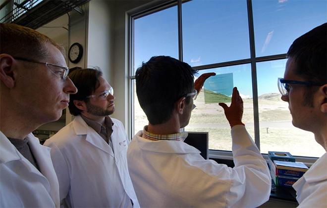Solar Window - New energy technologies