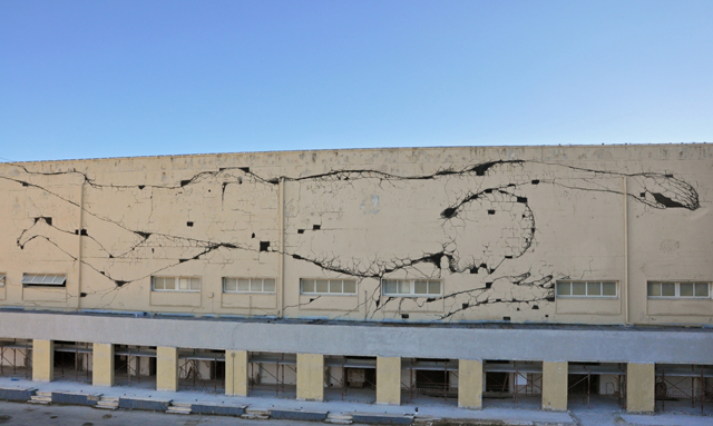 Sam3 - Street art, Bari - Italy
