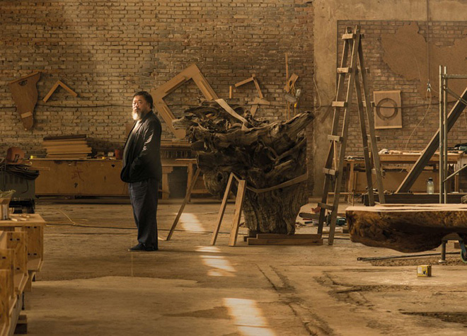 Ai Weiwei – Royal Academy of Arts