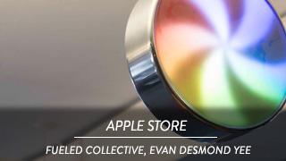 Evan Desmond Yee - Apple store