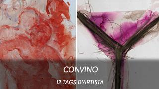 Convino - 12 tags d' artista