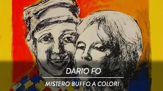 Dario Fo - Mistero Buffo a colori