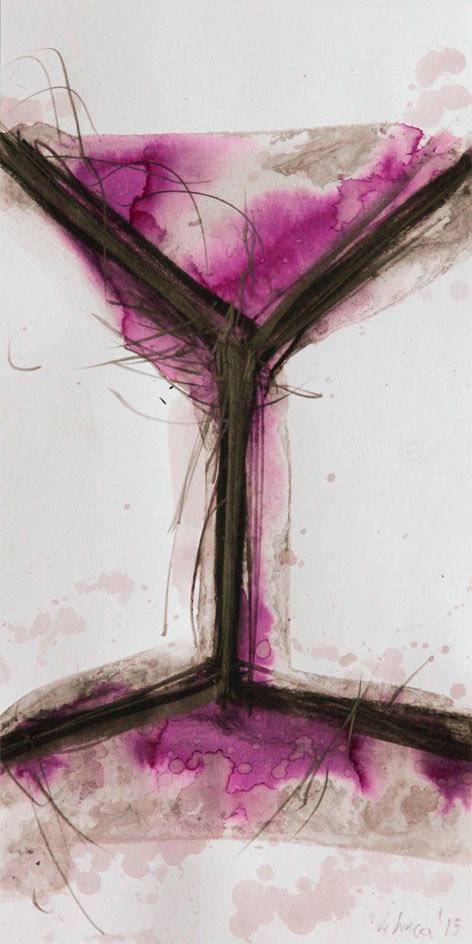 Michele De Luca - Convino - 12 tags d'artista