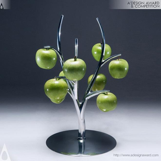 Eva Fruit Tree - Design by Simon Colabufalo