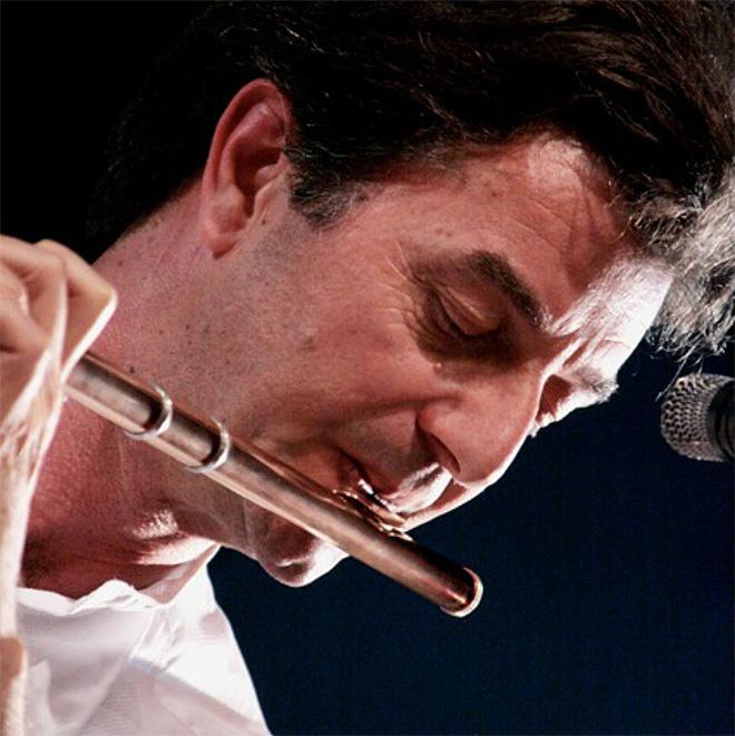 Emilio Galante - Ascoltando l'Immagine - Sonata Islands al TrentinoInJazz 2015