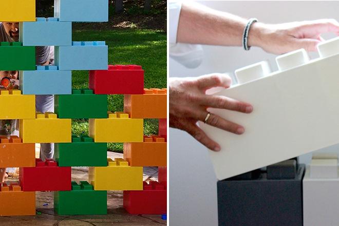 Mobili per lego design casa creativa e mobili ispiratori for Lego arredamento