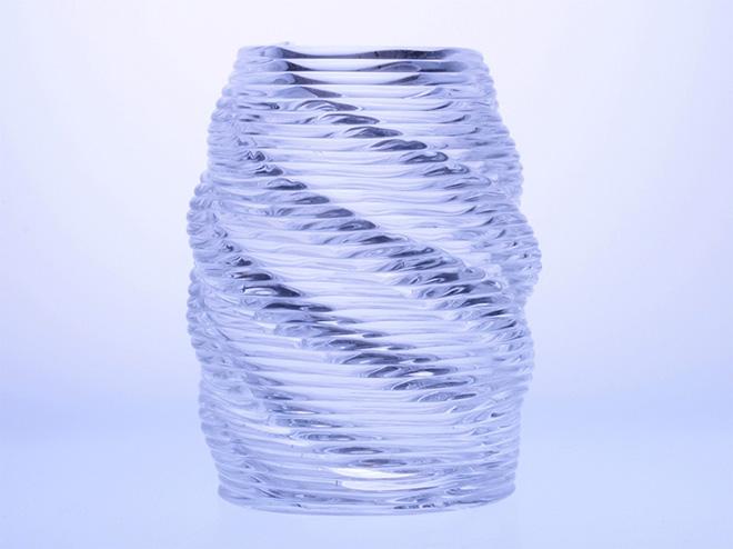 Glass 3D Printing - Mediated Matter