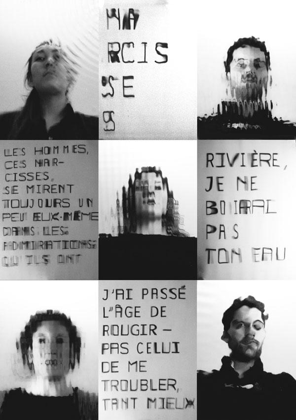Bertrand Lanthiez & Chloé Curé - We are Narcisses