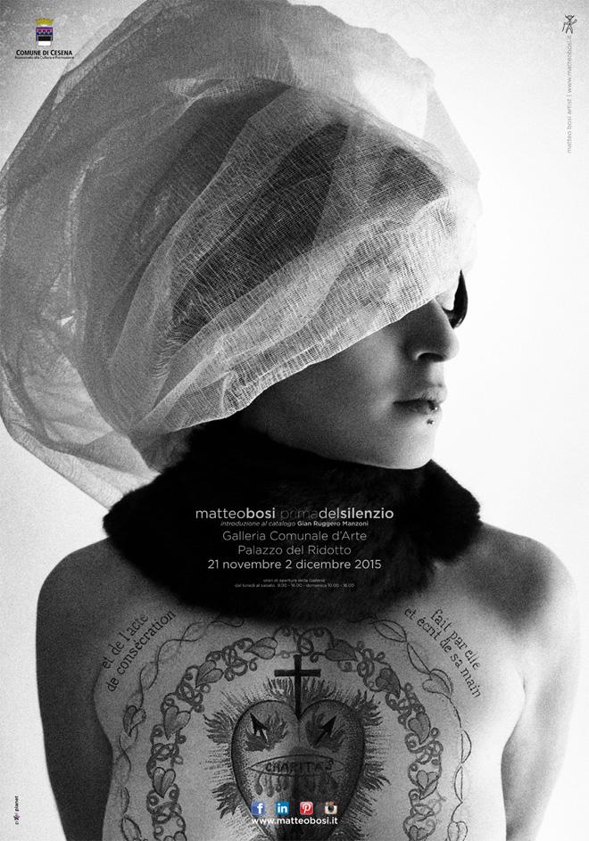 Prima del Silenzio - Monografica di Matteo Bosi