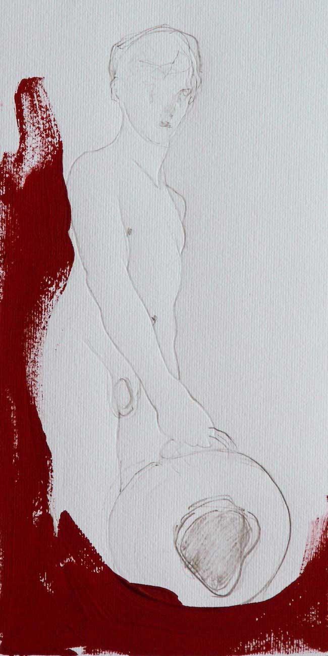Lello Torchia, Convino - 12 tags d'artista