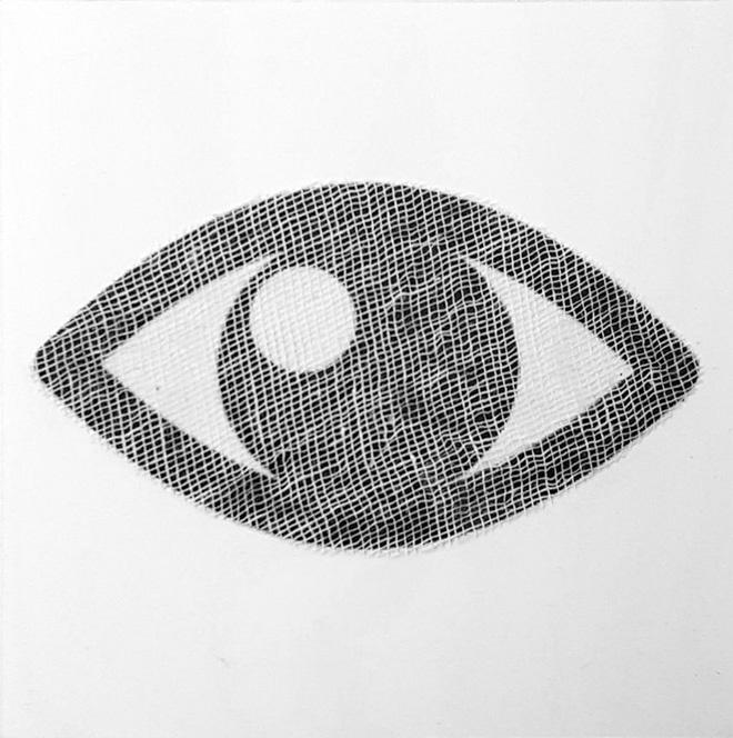 Delio Gennai - c'è OCCHIO e OCCHIO - IL GABBIANO arte contemporanea