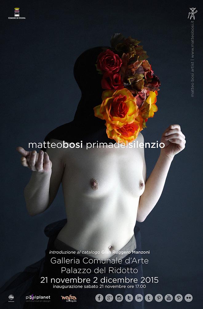 Prima del Silenzio – Monografica di Matteo Bosi