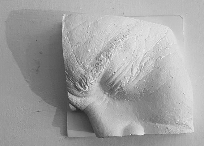 Remo Rachini - c'è OCCHIO e OCCHIO - IL GABBIANO arte contemporanea