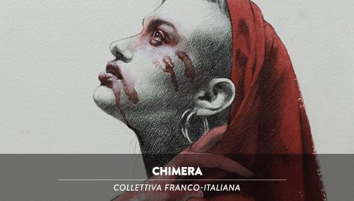 Chimera – Mostra collettiva franco-italiana