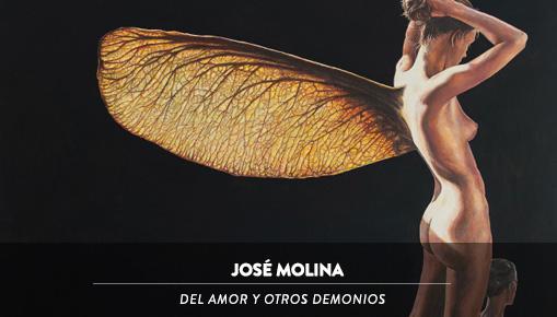 José Molina - del amor y otros demonios