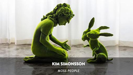 Kim Simonsson - Moss People