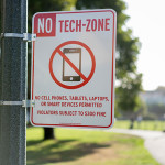 No Tech-Zone Signs – Cash Studios