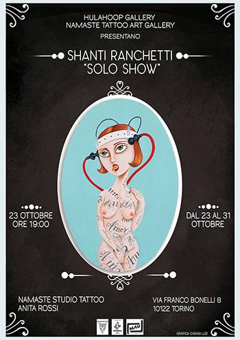 Shanti Ranchetti - Solo Show
