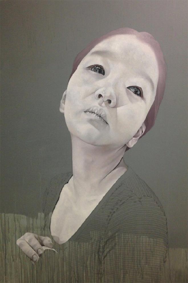 Sungsoo Kim - Melancholy, 2015