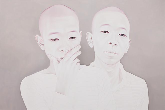 Sungsoo Kim – Melancholy, Portraits