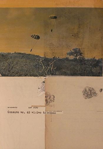 Massimo Nota - Giochi di potere - Etiopia, paesaggio n.4
