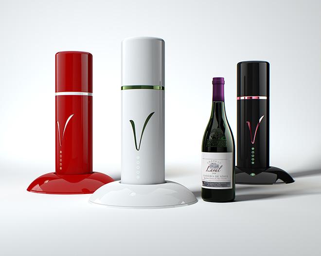 The Volt - Invecchiare il vino in poco tempo