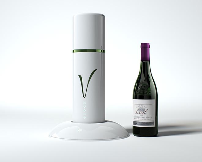 Faraday – The Volt: invecchiare il vino in poco tempo
