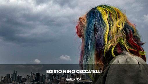 Egisto Nino Ceccatelli - Amerika