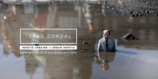 Isaac Cordal – Urban Inertia, C.O.A Gallery