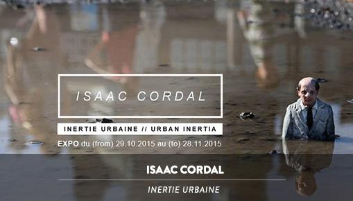 Isaac Cordal - Inertie Urbaine