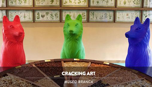 Cracking Art - Museo Collezione Branca