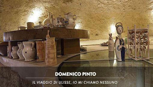 Domenico Pinto - Il viaggio di Ulisse, Io mi chiamo nessuno