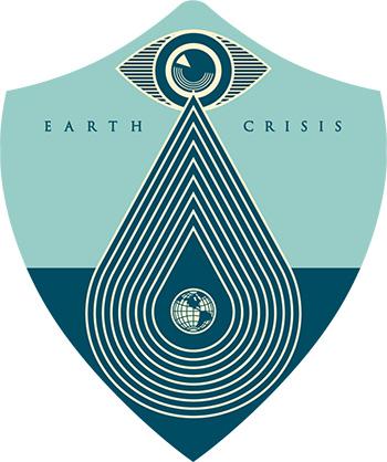 Shepard Fairey - Earth Crisis