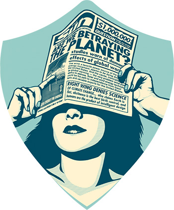 Shepard Fairey - Earth Crisis, Global warming