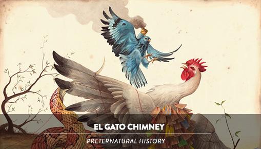 El Gato Chimney - Preternatural History